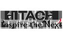 Logo firmy Hitachi